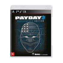 Jogo Payday 2 (Safecracker Edition) - PS3 - 505 Games