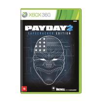 Jogo Payday 2 (SafeCracker Edition) - Xbox 360 - 505 Games