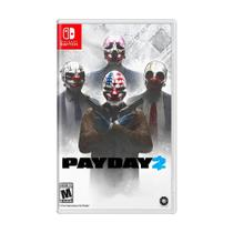 Jogo Payday 2 - Switch - 505 games