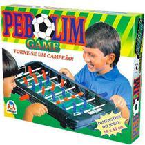 Jogo Pebolim Game - Braskit -