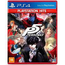 Jogo Persona 5 - PS4 - Atlus