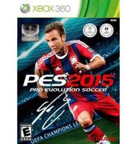 Jogo PES 2015 - Xbox 360 - Konami