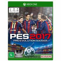 Jogo PES 2017 Xbox One - Konami