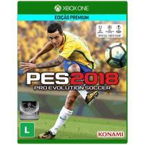 Jogo PES 2018 Xbox One - Konami