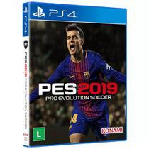 Jogo PES 2019 Pro Evolution Soccer - PS4 - Konami