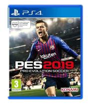 Jogo Pes 2019 Ps4 Fisica Lacrado Pro Evolution Soccer Novo - Konami