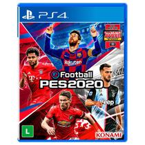 Jogo PES  2020 PS4-Konami -