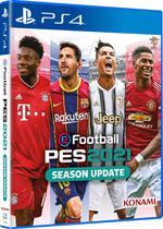 Jogo PES 21 PS4 - Konami