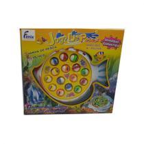 Jogo Pescaria Amerela Fenix Peixinho Medio - Fenix  Fenix Brinquedos -