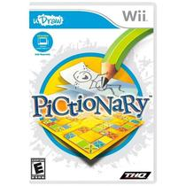 Jogo Pictionary - Wii - Thq