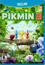 Jogo Pikmin 3 - Wii U - Nintendo