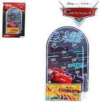 Jogo Pimball Cars Carros 16X9,5cm - 133571 - Etilux