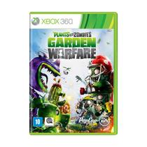 Jogo Plants vs Zombies: Garden Warfare - Xbox 360 - Ea games