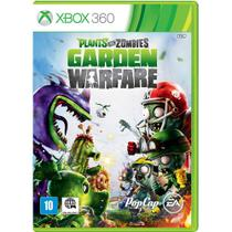 Jogo Plants vs Zombies Garden Warfare - Xbox 360 - Pop cap