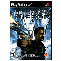 Jogo Playstation 2 - Syphonfilter Dark Mirror - Nc Games