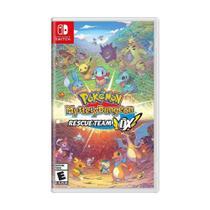 Jogo Pokémon Mystery Dungeon: Rescue Team DX - Switch - Nintendo