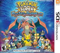 Jogo Pokemon Super Mystery Dungeon 3DS - Nintendo
