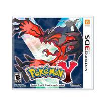 Jogo Pokémon Y - 3DS - Nintendo