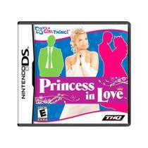 Jogo Princess in Love - DS - Thq