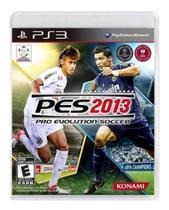 Jogo Pro Evolution Soccer 2013 - PS3 - Konami -