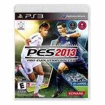 Jogo Pro Evolution Soccer 2013 - PS3 - Konami