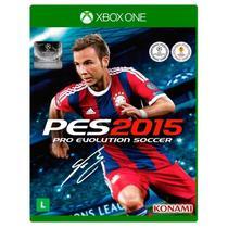 Jogo Pro Evolution Soccer 2015 - Xbox One - Konami