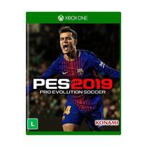 Jogo Pro Evolution Soccer 2019 (PES 2019) - Xbox One - Konami