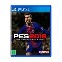 Jogo Pro Evolution Soccer 2019 - PS4 - Konami