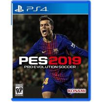 Jogo Pro Evolution Soccer PES 2019 - PS4 Original - Konami
