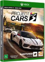Jogo Project Cars 3 Xbox One - Bandai Nanco