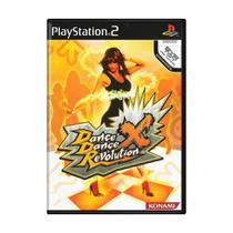 Jogo ps2 dance dance revolution x - Konami