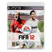 Jogo PS3 Fifa 12 - Playstation