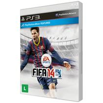 Jogo Ps3 Fifa 14 - Playstation