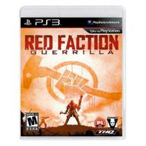 Jogo PS3 Red Faction Guerrilla THQ -
