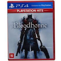 Jogo PS4 - Bloodborne - Playstation Hits - Playstation -