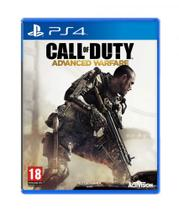 Jogo PS4 Call of Duty (CoD) Advanced Warfare
