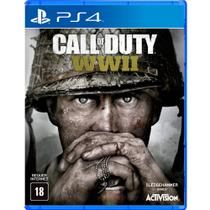 Jogo PS4 Call of Duty WW2 - Activision