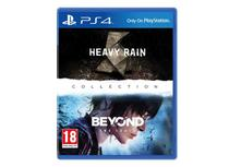 Jogo PS4 Combo Heavy Rain + Beyond Two Souls - Havok