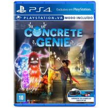 Jogo PS4 - Concrete Genie - Playstation