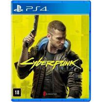 Jogo ps4 cyberpunk 2077  cd projekt red -