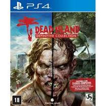 Jogo PS4 Dead Island Definitive Collection