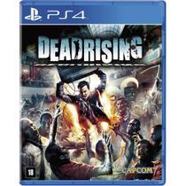 Jogo PS4 Deadrising - Capcom