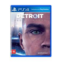 Jogo Ps4 Detroit Become Human - Quantic dream