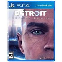 Jogo ps4 detroit become human  sony -