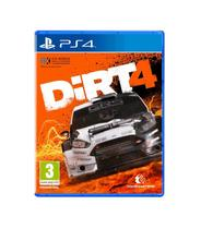 Jogo PS4 Dirt 4 - Codemasters