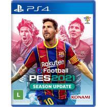 Jogo ps4 e-football - pes2021  konami -