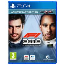 Jogo PS4 F1 2019 Anniversary Edition - Codemasters -