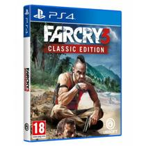Jogo PS4 Far Cry 3 Classic Edition - Ubisoft