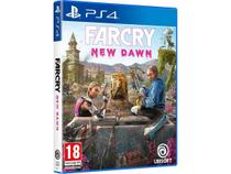 Jogo PS4 Far Cry New Dawn - Ubisoft