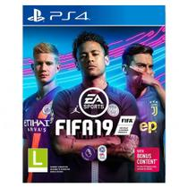 Jogo PS4 - FIFA 2019 - EA Sports - Playstation -